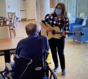 Suvi & Summit res Music Therapy